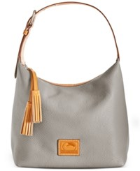 Dooney And Bourke Paige Sac Hobo Taupe