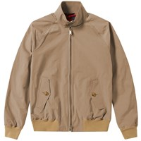Baracuta G9 Original Harrington Jacket Brown