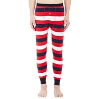 Sleepy Jones Keith Long Johns Red