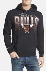 Men's Mitchell And Ness 'Chicago Bulls' Tailored Fit Hoodie