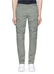 Tim Coppens Pocket Cotton Twill Pants Green