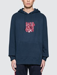 Undefeated 5 Strike Cement Hoodie