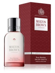 Molton Brown Rosa Absolute Eau De Toilette 1.7 Oz. No Color