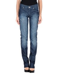 Heavy Project Denim Denim Trousers Women