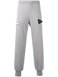 Gosha Rubchinskiy Patch Detail Sweatpants Grey