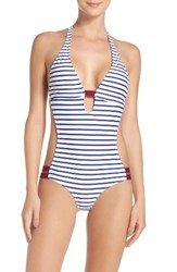 Body Glove Women's Samana One Piece Swimsuit Midnight
