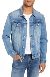 Vigoss Denim Trucker Jacket Light Wash