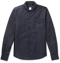 Aspesi Marvin Padded Shell Overshirt Navy
