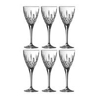 Royal Doulton Earlswood Goblets Set Of 6