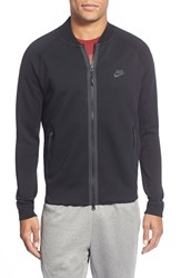 Men's Nike 'Tech Fleece' Zip Front Raglan Jacket