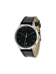 Uniform Wares C36 Date Watch Black