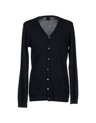Alpha Studio Cardigans Dark Blue