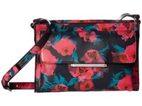 French Connection Madison Crossbody Allegro Poppy Cross Body Handbags Multi