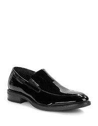 Cole Haan Warren Patent Leather Loafers Black Pate
