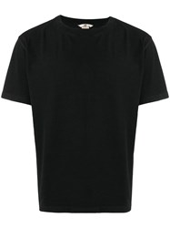 Eytys Round Neck T Shirt Black