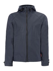 Hunter Men's Original Rubber Windcheater Navy