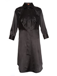 Vivienne Westwood Stretch Satin Shirtdress