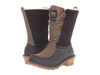 Woolrich Fully Wooly Lace Java Women's Boots Brown