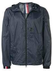 Rossignol Hooded Rain Jacket Blue