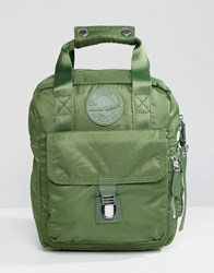 Dr. Martens Dr Green Small Flight Backpack L Grn B 39B Nylon 82