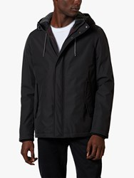 Ted Baker Kinvara Short Hooded Jacket Black