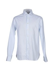 Roda Shirts Shirts Men Sky Blue