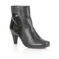 Lotus Consuelo Ankle Boots Black