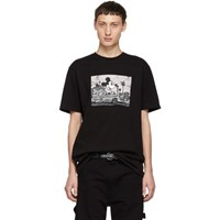 Vans Black Disney Edition Mickey's 90Th Birthday T Shirt