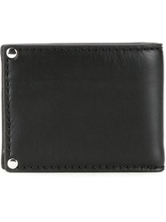 Alexander Wang 'Mason' Wallet Black