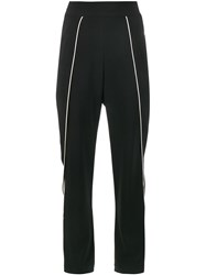 Jonathan Simkhai High Waisted Trousers Black