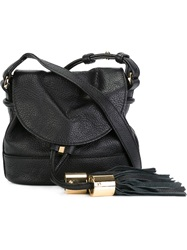 See By Chloe Mini 'Vicki' Crossbody Bag Black
