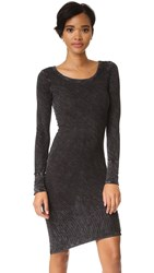 Superfine Fine By Snug Dress Black Mineral