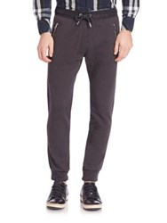 Diesel Herk Cotton Melange Sweatpants