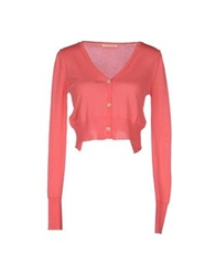 Paolo Pecora Cardigans Coral