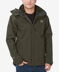 Karrimor Men's 3 In 1 Jacket From Eastern Mountain Sports Green Shade