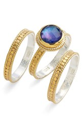 Women's Anna Beck Stacking Rings Set Of 3
