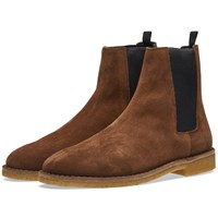 Saint Laurent Nevada 20 Chelsea Boot Brown