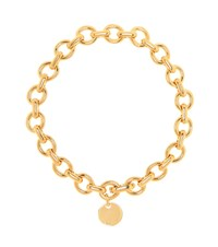 Chloe Charm Necklace Gold