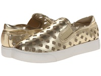 Wanted Pierre Gold Women's Slip On Shoes