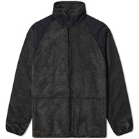 Orslow Fleece Jacket Grey