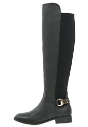 Lipsy Ruby Overtheknee Boots Black