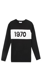 Bella Freud 1970 Sweater Black