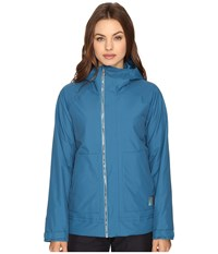 Burton Radar Jacket Jaded Women's Coat Blue