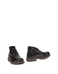 Gold Brothers Ankle Boots Brown