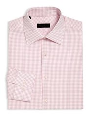 Ike Behar Regular Fit Check Dress Shirt