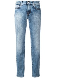 Jacob Cohen Kula Washed Jeans Blue
