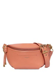 Givenchy Whip Leather Belt Bag Pale Coral
