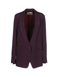 Adele Fado Queen Suits And Jackets Blazers Women Maroon