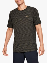 Under Armour Vanish Seamless Training Top Outpost Green