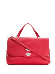 Zanellato Postina Shoulder Bag Red